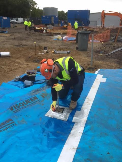 ground gas protection validation