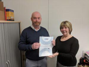 ISO 9001 Certificate Presentation