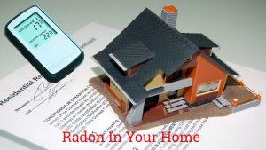Radon In Homes Radon Testing