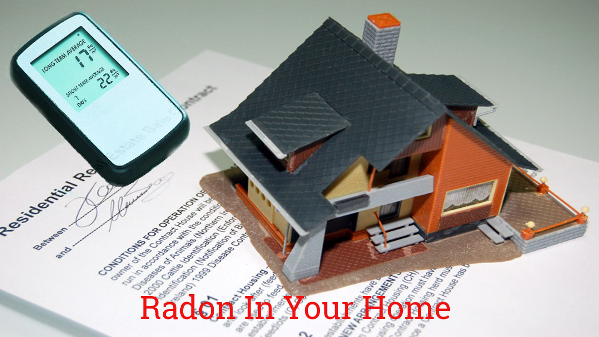 Radon In Homes Radon Testing