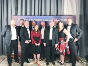 GeoShield at the Brand Yorkshire Awards